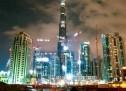 دبي ضمن أجمل بقاع العالم ليلاً .