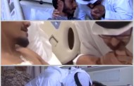 درس في التواضع لسيدي محمد بن زايد