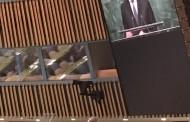 كلمة وزير الخارجية الإماراتي الشيخ عبد الله بن زايد آل نهيان أمام الجمعية العامة للأمم المتحدة