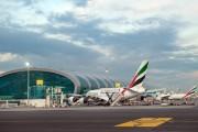 35 درهم رسم استخدام مرافق مطارات دبي