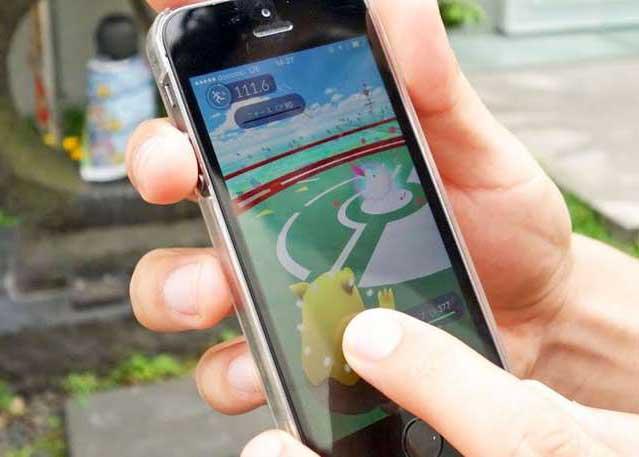 طريقة لعبة بوكيمون جو pokémon go