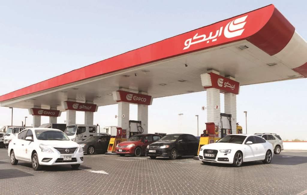 الإمارات ستطبق تصنيف كفاءة استهلاك الوقود للسيارات بدءاً من العام القادم
