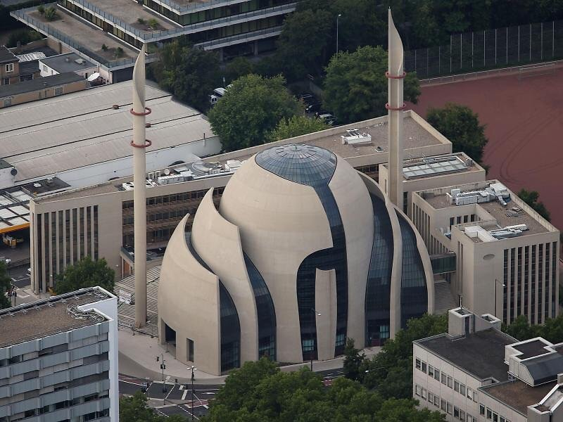 أحد أجمل مساجد أوروبا